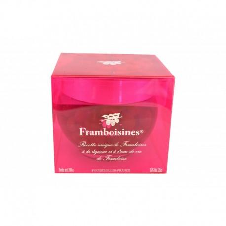 Mirvine : Framboisines 35cl avec coffret rose