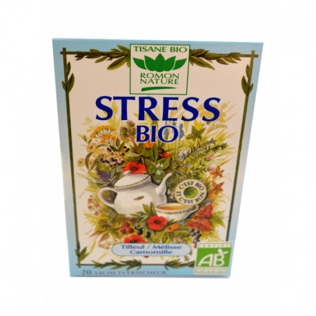 TISANE STRESS BIO ROMON NATURE