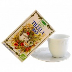 TISANE TILLEUL BIO ROMON NATURE