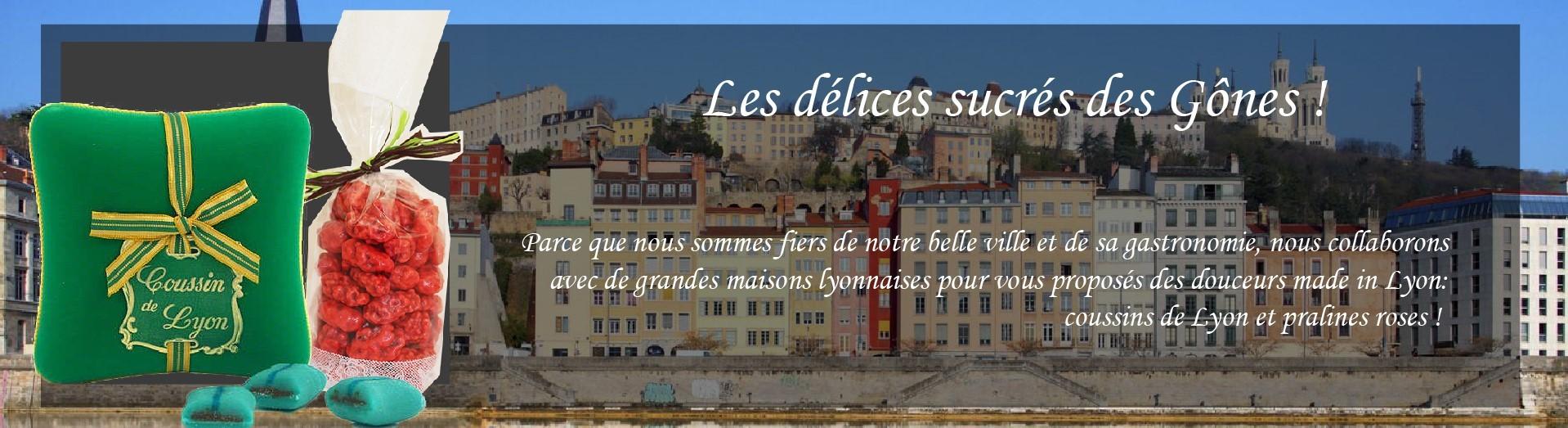 Les spécialités sucrées de Lyon à l'honneur chez Mirvine !