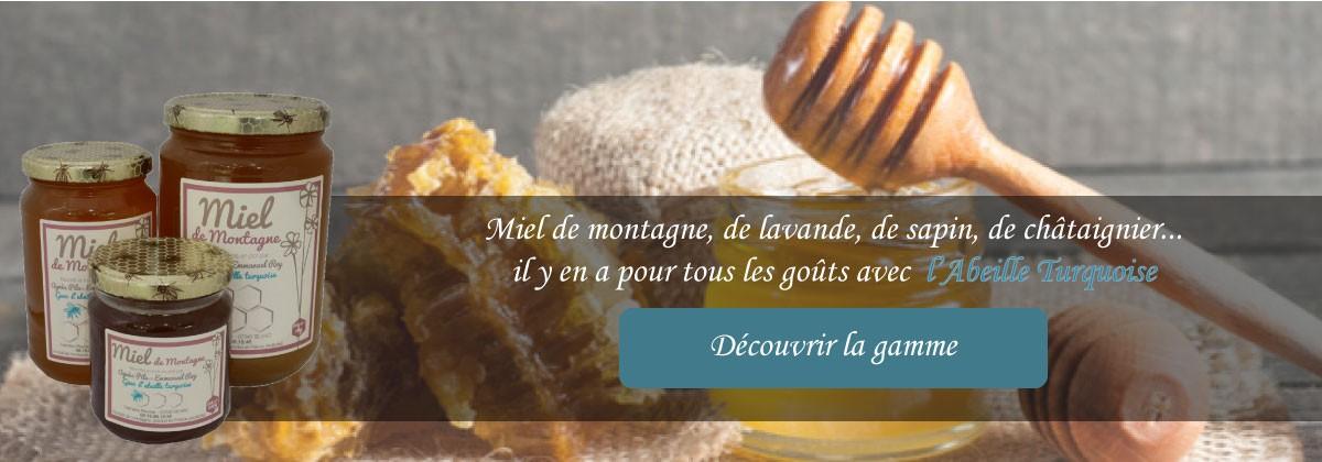 Miels biologiques français de qualité - Récoltés et produits par un petit producteur ardéchois